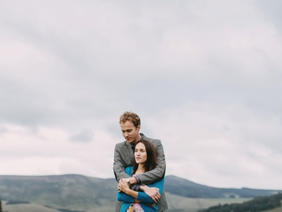Andrea & Mike // Day-Before in Scotland // Isle of Skye photographer