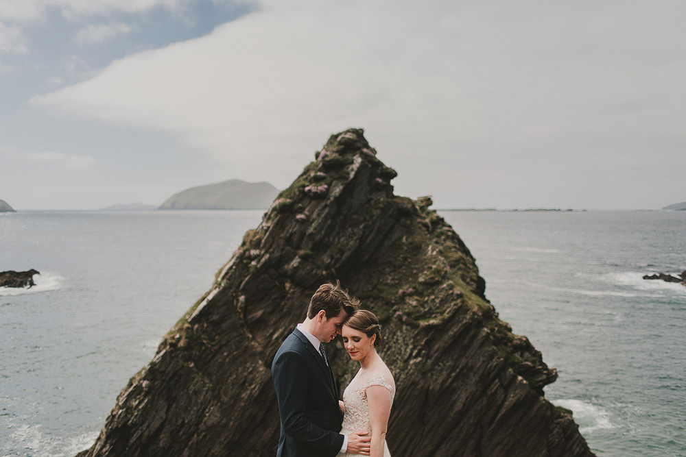 Dingle Wedding Photographer Ireland Jenna Amp Andy